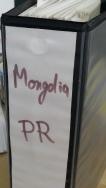 PR binder